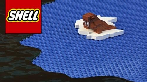 Greenpeace contra LEGO