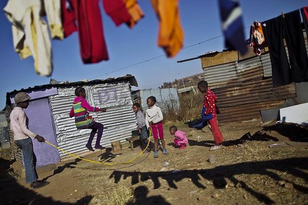 juego infantil sudafrica