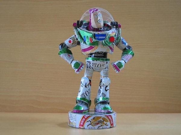 Figura de Buzz Lightyear