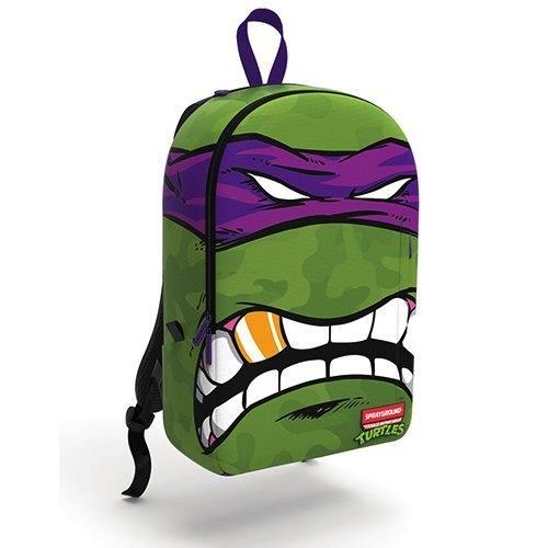 Mochila Tortugas Ninja Donatello
