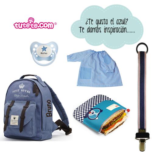 mochilas personalizadas guarderia