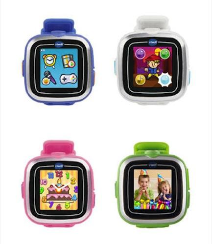 Colores Reloj Kidizoom VTech