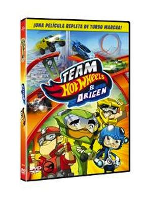 Team Hot Wheels el Origen
