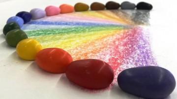 Crayon Rocks, lápices de cera ecológicos para niños