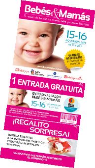 Feria Bebés & Mamás 2014