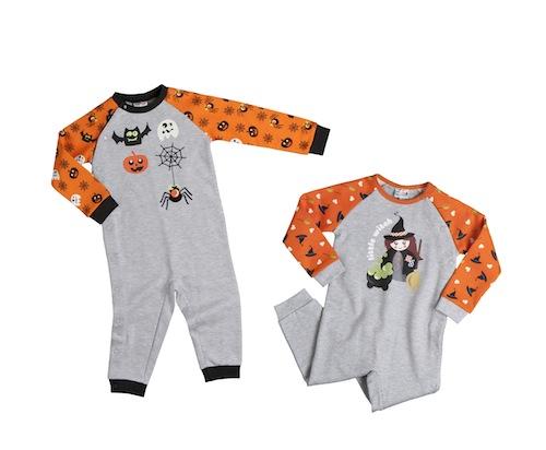 Pijamas para bebés Prénatal para Halloween