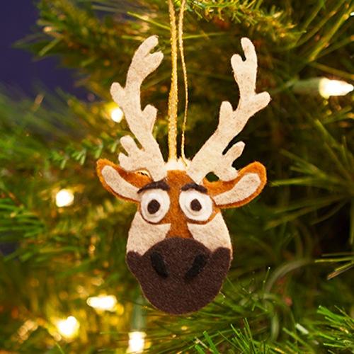 Adorno de Navidad de Disney Frozen Sven Kristoff