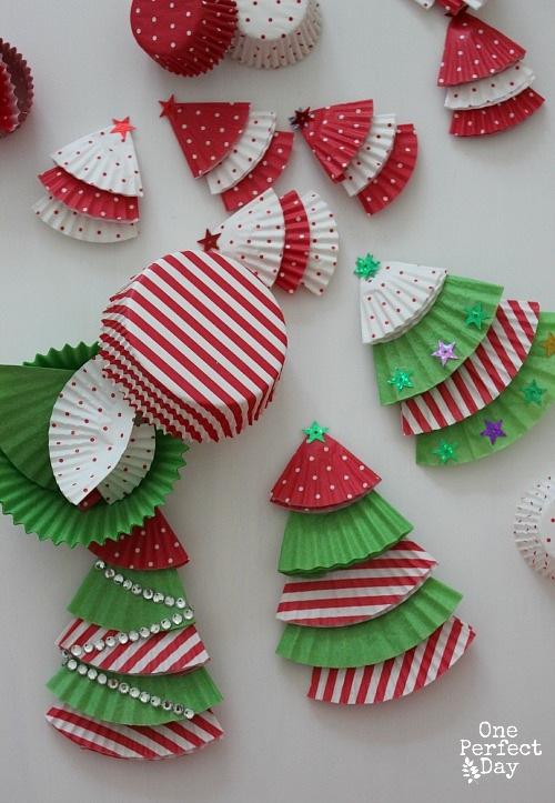 Decoraciones de navidad faciles de hacer - Como hacer decoraciones navidenas ...
