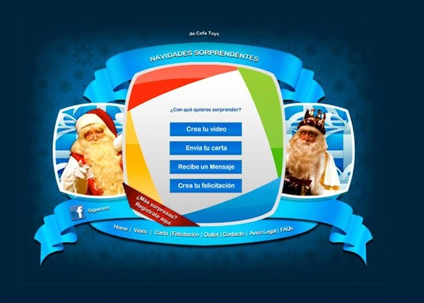 Navidades Sorprendentes 2014 de Cefa Toys