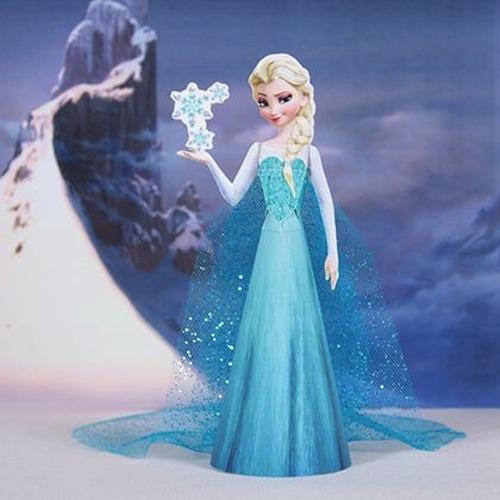 Manualidades de Disney frozen Elsa
