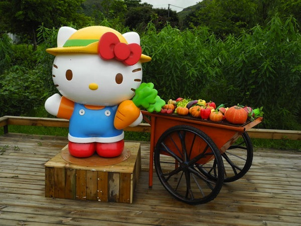 Granja Orgánica de Hello Kitty