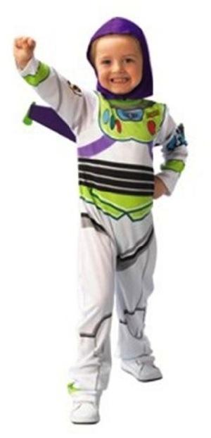 Disfraz infantil de Buzz Lightyear Toy Story