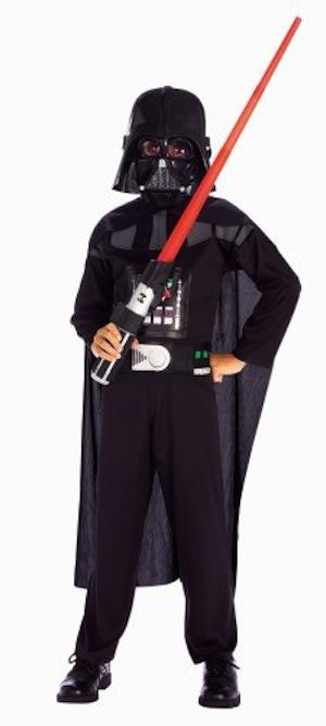 Disfraz infantil de Darth Vader