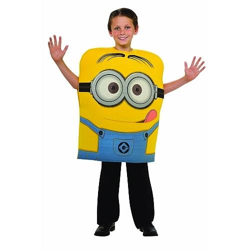 Disfraz infantil de Minion