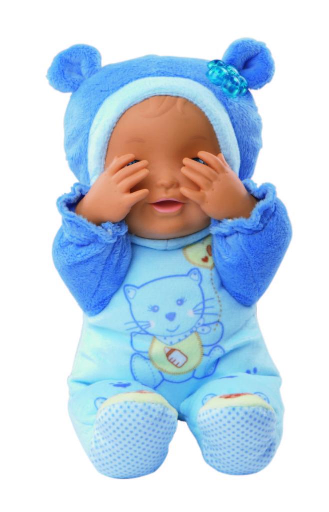 Rosi Bebe azul VTECH