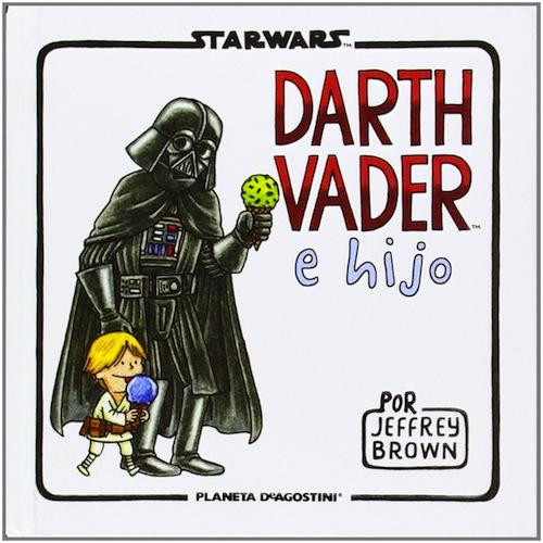 Libro Darth Vader e hijo