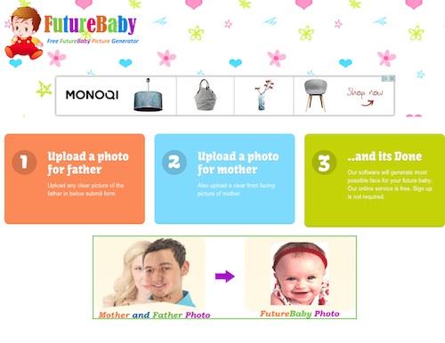 future baby como sera tu bebe