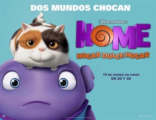 home pelicula estreno