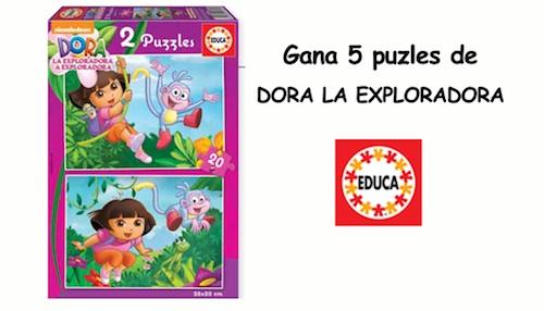 puzzles dora la exploradora educapuzzles dora la exploradora educa