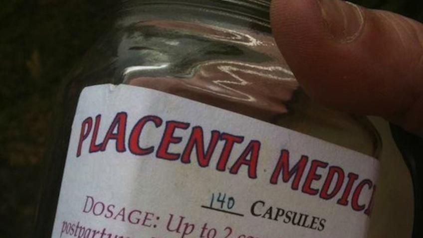 capsulas placenta bebe