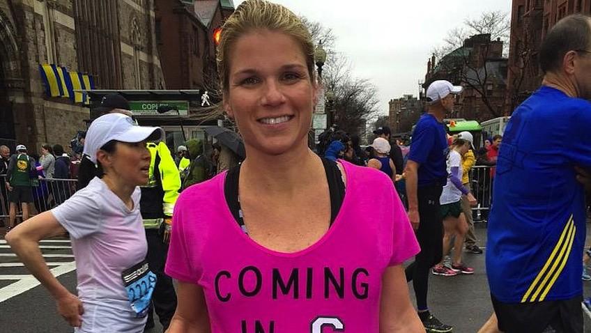 correr maraton embarazo