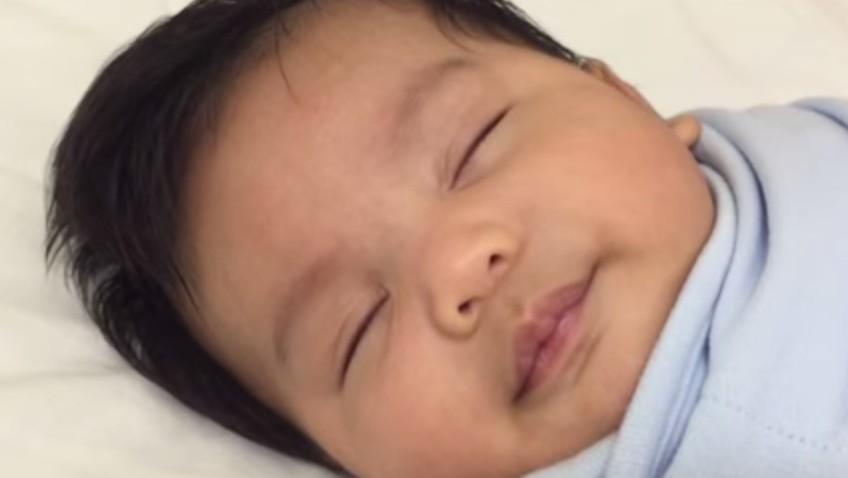 formas de dormir al bebe