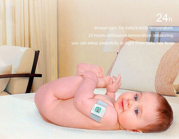ifever termometro inteligente
