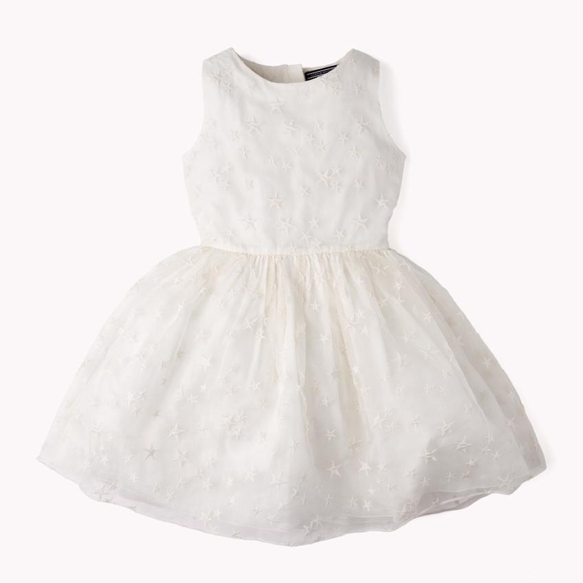 Vestidos de ceremonia para niñas de Tommy Hilfiger
