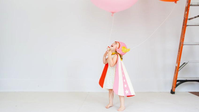 disfraces infantiles hechos a mano