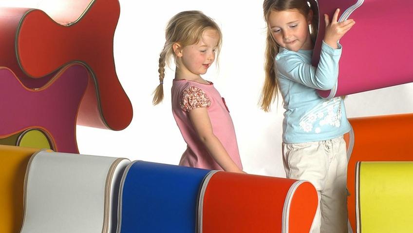 sillas infantiles decoracion
