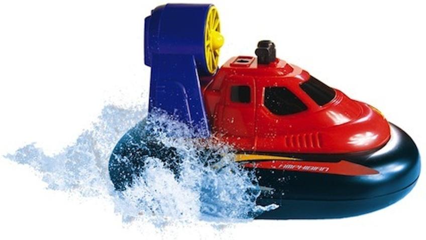 vehiculo anfibio radio control Hovercraft