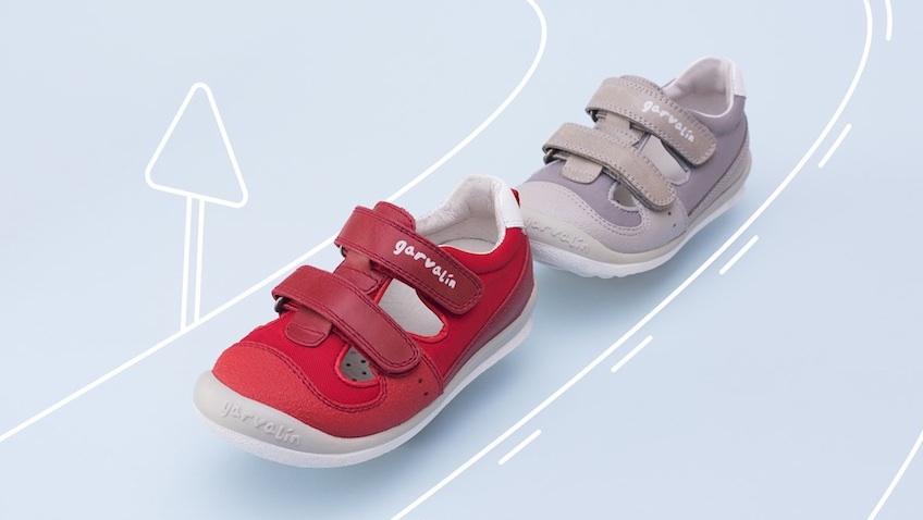 Calzado infantil verano Garvalin
