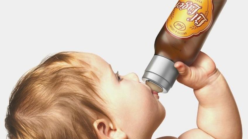 biberon original para bebé