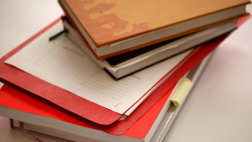 libros cuadernos escolares