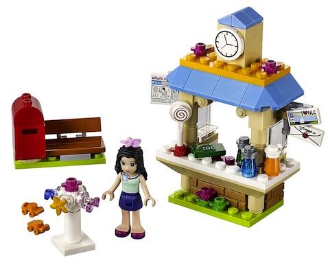 LEGO Friends La Tienda Turistica de Emma