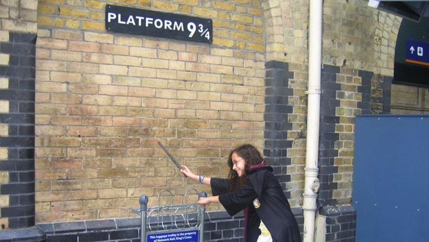 tour harry potter londres a pie