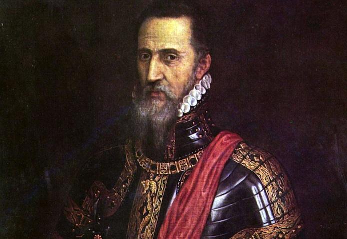 Gran Duque de Alba Tiziano