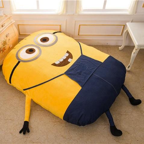 cama infantil original minion