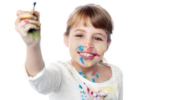 5 trucos para limpiar los desastres más comunes de los niñ@s