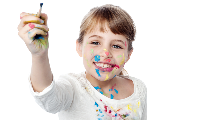 pinturas infantiles