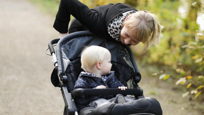 siila de paseo bebes