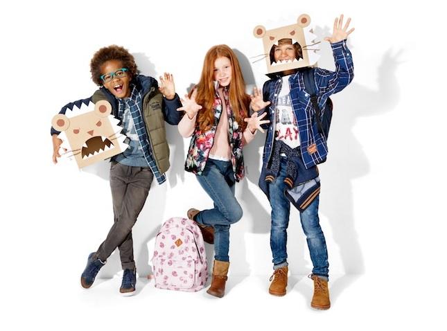 Vuelta al cole Zippy colección moda infantil