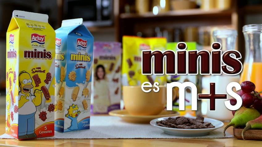 galletas desayuno infantiles arluy