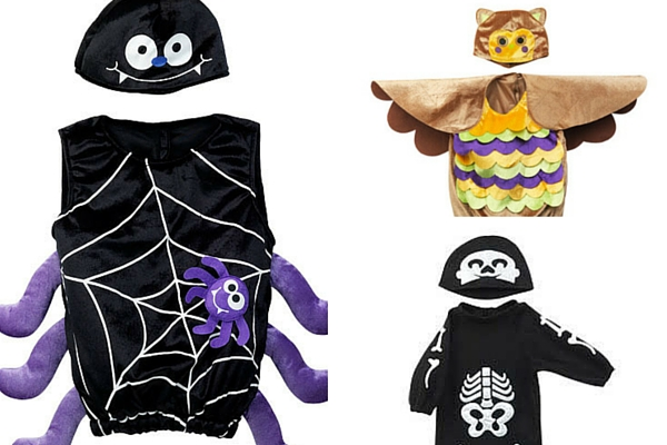Disfraces de Halloween para bebés Imaginarium