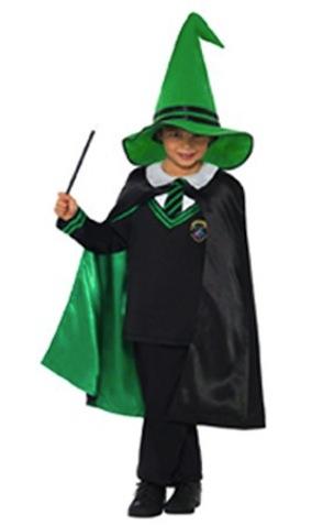 disfraz infantil para Halloween de Aprendiz de Mago