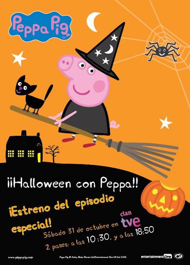 Peppa Pig Halloween