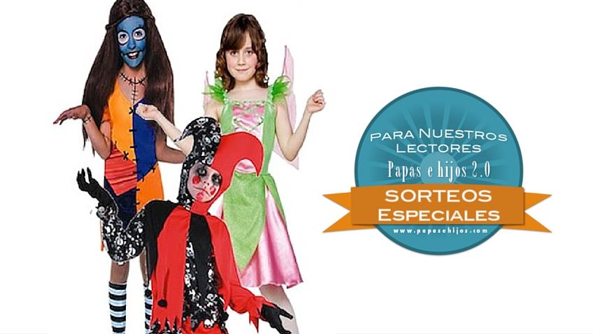 sorteo papas e hijos disfraces halloween disfracesmimo