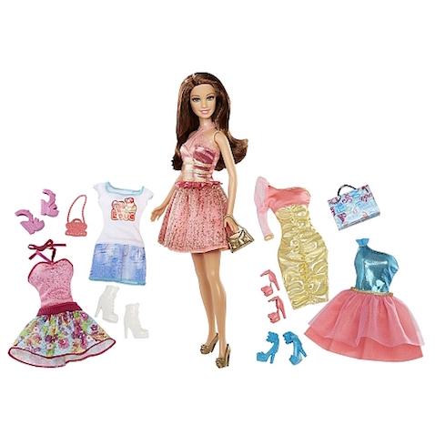 Barbie - Muñeca Teresa con Modas