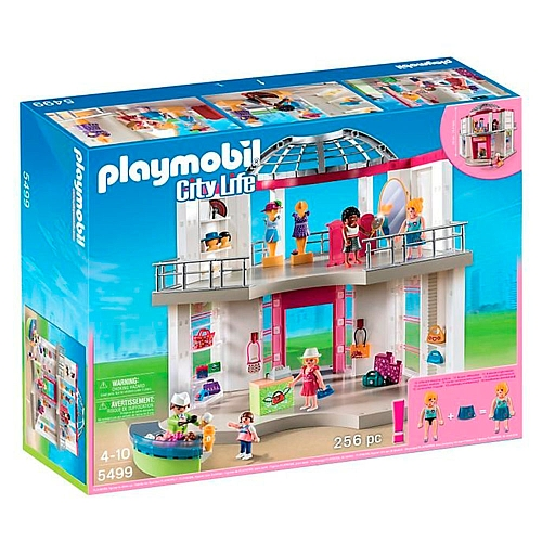 playmobil city life descuento