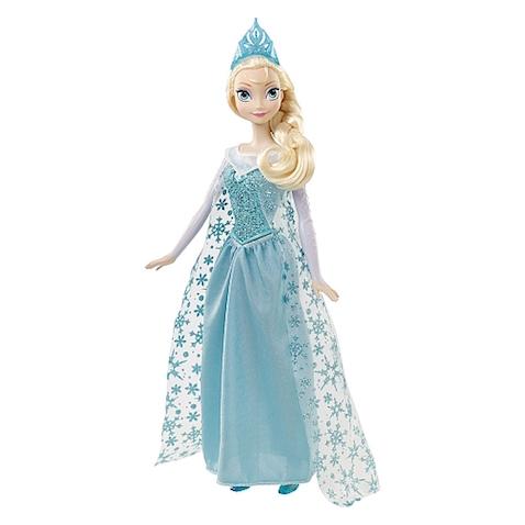 Frozen - Elsa Princesa Cantarina